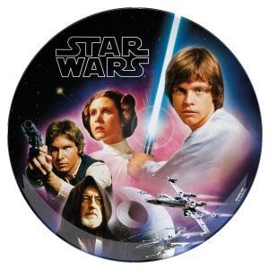 Assiette en mélamine Star Wars (21 cm)
