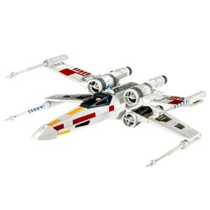 Revell 63601 - Star Wars X-wing Fighter (21 pièces)