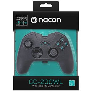 Nacon PCGC-200WL Manette de jeu PC