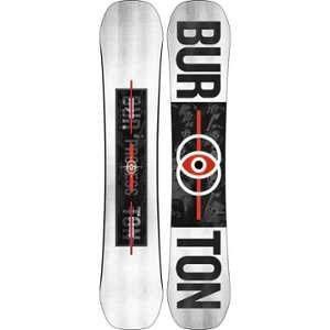 Burton Snowboard Burton Process Fv 18/19 (Blanc)