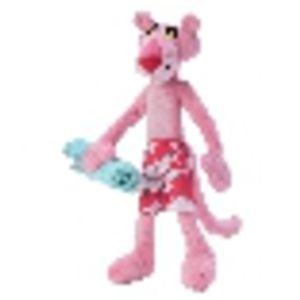 Jemini Peluche Panthère Rose déguisée (modèle aléatoire)