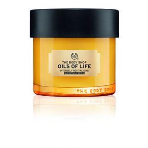 The Body Shop Crème De Nuit Revitalisante Intense Oils Of Life - 80 ml