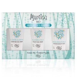 Marilou Bio Coffret Marin - Soins revitalisants visage