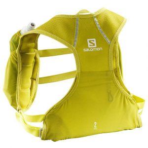 Salomon Sacs à dos Agile 2 Set - Citronell / Sulphur Spring - Taille One Size