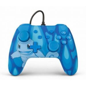 PowerA Manette filaire Pokémon pour Nintendo Switch - Torrent Squirtle