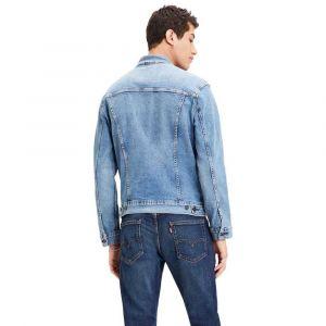 Levi's Veste THE TRUCKER JACKET - Couleur XXL,S,M,L,XL - Taille Bleu