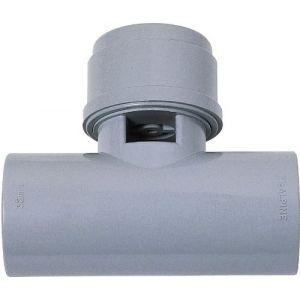 Wirquin Anti-vide en ''T'' pour tube Ø32mm à coller
