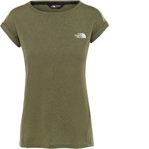 b660ede75b The North Face T-shirts Tanken Tank - Four Leaf Clover Dark Heather - Taille