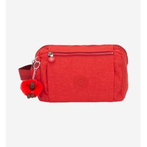 Kipling Trousse de toilette Aniki Active Red rouge