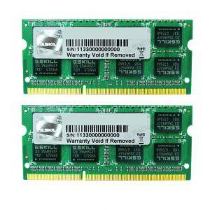 G.Skill SO-DIMM 8 Go (2 x 4 Go) DDR3 1333 MHz CL9