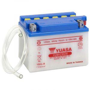 Yuasa Batterie moto YB4L-B