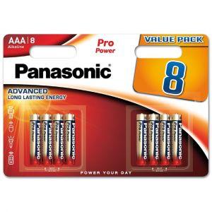 Panasonic Pile LR03 AAA x8