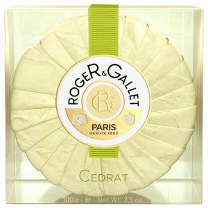 Roger & Gallet Cédrat - Savon parfumé