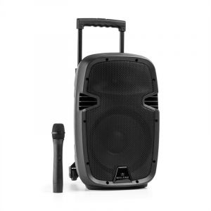 Malone Bushfunk 25 Enceinte sono active 10 Bluetooth USB SD MP3 VHF 500W