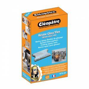 Cleopatre Résine Glass 100 ultra puissante 875 ml