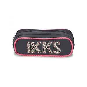 IKKS Trousse 2 Compartiments Gris