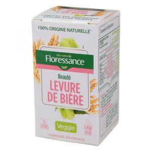 Floressance Gélules végétales Levure de bière Sélénium Vitamines B x 60