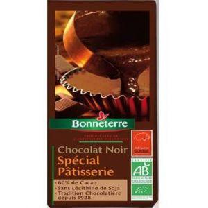 Bonneterre Chocolat noir Pâtisserie 200 g