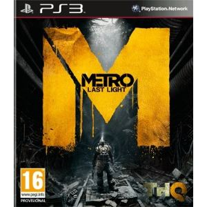 Metro : Last Light [PS3]