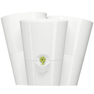 Emsa Pot à Herbe Fresh Herbs Trio Blanc 28 x 28 x 18 cm 515352