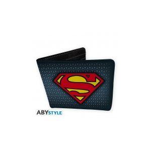 Abysse Corp Portefeuille DC Comics costume Superman