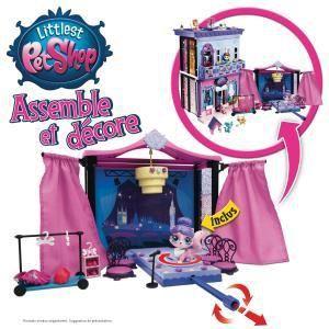Hasbro Défile Style Set Littlest Pesthop + figurine