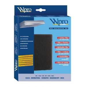 Wpro CFW020 - Filtre pour hotte aspirante