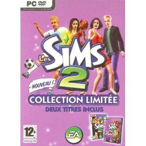 Les Sims 2 Collection Limitée : Le jeu + l'extension Quartier Libre [PC]