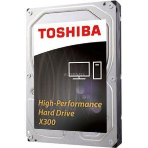 """Toshiba HDWE140EZSTA - Disque dur interne X300 4 To 3.5"""" SATA III 7200 rpm"""
