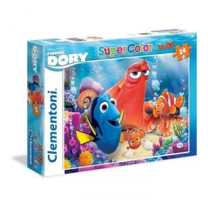 Clementoni Puzzle Super Color Maxi Dory (24 pièces)
