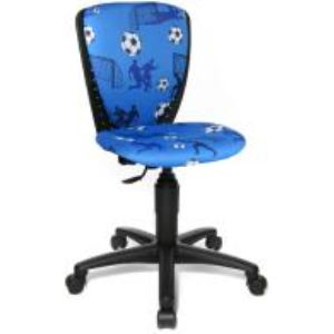 Topstar 70570CA40 - Chaise de bureau enfant S'cool en tissu