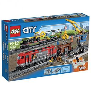 Lego 60098 - City : Le train de marchandises