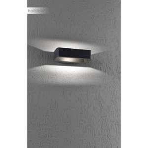 Paul neuhaus Applique murale HENDRIK LED Anthracite, 1 lumière - Moderne - Extérieur - HENDRIK