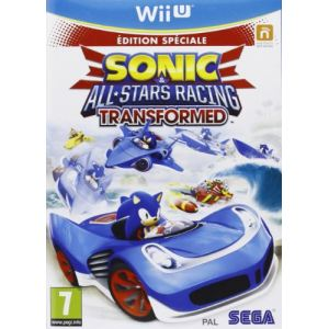 Sonic & All-Stars Racing : Transformed [Wii U]
