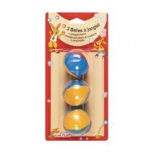 Kim'play 3 balles à jongler
