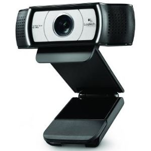 Logitech C930e - Webcam HD 1080p