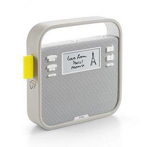 Invoxia Triby - Enceinte sans fil Radio portable