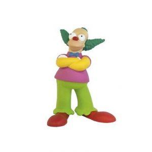 Lansay Figurine de collection Les Simpsons : Krusty
