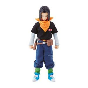 Abysse Corp Dragonball Z Statuette 1/8 D.O.D. Android 17 19 cm