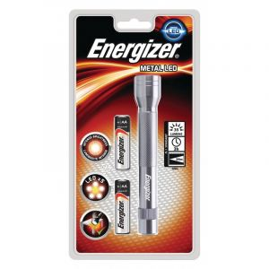 Energizer Lampe torche métal 1 LED