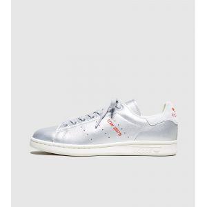 Adidas Stan Smith W, Chaussures de Fitness Femme, Argenté (Plamet/Plamet/Tinazu 000), 39 1/3 EU