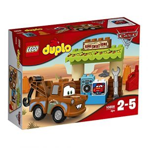 Duplo 10856 - La cabane de Martin Cars 3