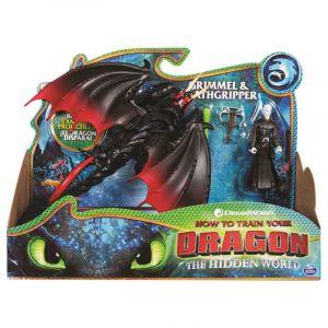 Spin Master Coffret 2 Figurines - Dragons 3 (modèle aléatoire)