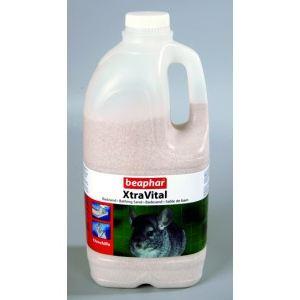 Beaphar XtraVital - Sable de bain pour chinchilla
