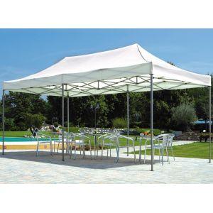 Chapiteau-tente professionnelle rectangulaire pliant 3 x 6 m