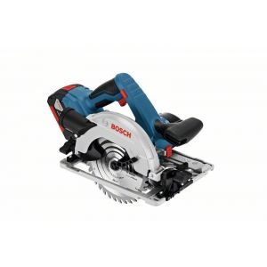 Bosch Professional GKS 18V-57 G (06016A2102) - Scie circulaire 18V 5ah
