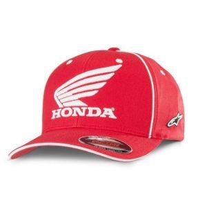 Alpinestars Casquette Honda rouge - L/XL