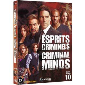 Esprits Criminels - L'intégrale Saison 10