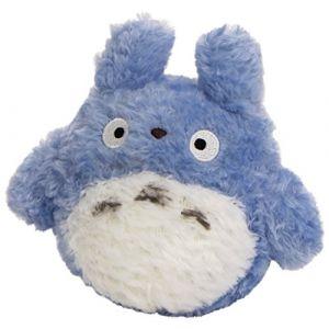 Semic Distribution Autre - Studio Ghibli peluche Fluffy Medium Totoro 14 cm- Peluches