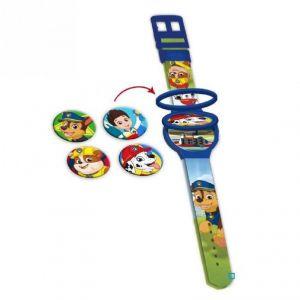 Canal Toys CT37006 - Montre pour enfant LCD Pat'Patrouille avec cadrans interchangeables